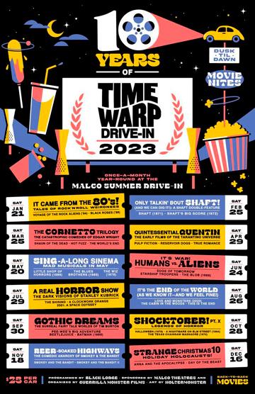 Time Warp Drive-In
