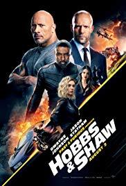 Fast & Furious Presents: Hobbs & Shaw (IMAX)